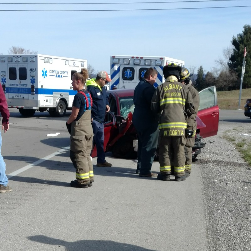 ALBANY, KY- Albany Woman Critically Injured in Collision with Dump Truck