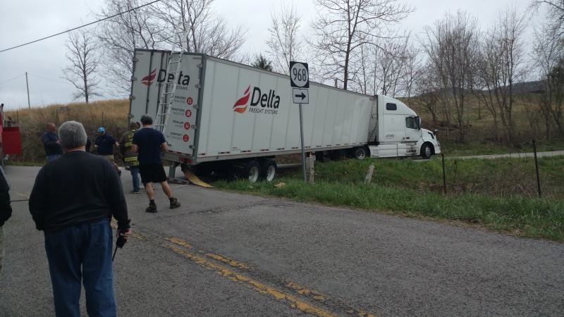 ALBANY, KY - GPS Routing Continues to Cause Problems