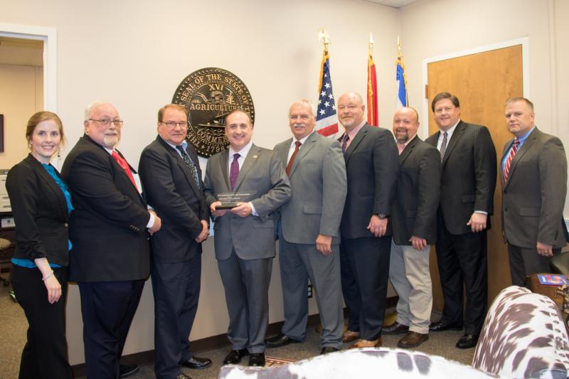Senator Paul Bailey and Representative Ryan Williams have received