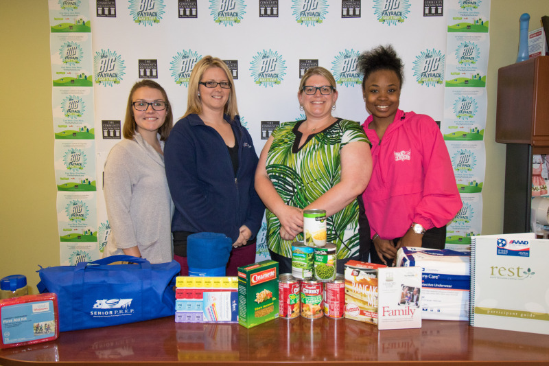 Upper Cumberland AAAD Participating in The Big Payback