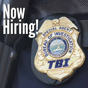 Now Hiring! Special Agent - Forensic Scientist